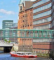 AMERON HOTEL HAMBURG SPEICHERSTADT, HAMBURG ****